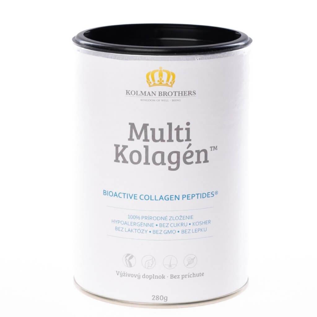 Multi Kolagén™ kĺby, väzy, šľachy, vlasy, nechty, pleť