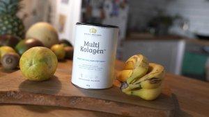 Multi Kolagén™ v papájovo - banánovom smoothie.